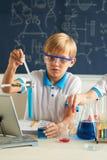 chemik trochę Zdjęcie Stock