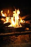 cheminée d'incendie Image libre de droits