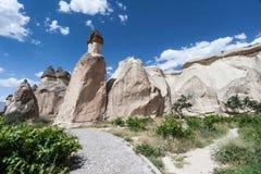 Cheminée féerique Cappadocia Photographie stock