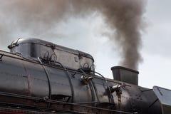 Cheminée locomotive Image libre de droits