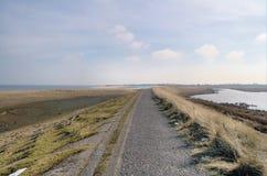 Chemin à la nature photo stock