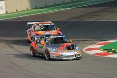 chemin 2008 de Porsche de cuvette de carrera de l'Asie Images stock