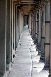 Chemin, Angkor Wat Image stock