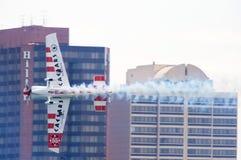 Chemin d'air de Red Bull Caesars 2010 Photo stock