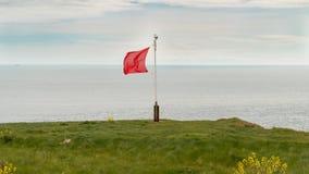 Chemin de côte ouest du sud, près de la colline d'Emmett, côte jurassique, Dorset, R-U photo libre de droits