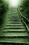 chemin de ciel à Photo libre de droits