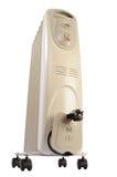 chemin de coupage de pétrole de radiateur électrique Photo libre de droits