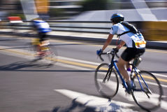 chemin de cycle de 2010 - 94.7 élans, JHB Photo libre de droits