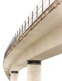 chemin de fer élevé Images libres de droits