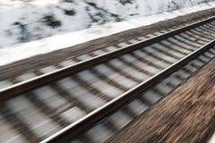 Chemin de fer photos stock
