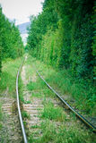 Chemin de fer Photographie stock libre de droits