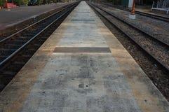 Chemin de fer Image stock