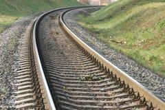 Chemin de fer 3 Photographie stock libre de droits