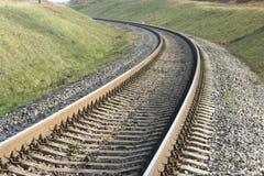Chemin de fer 5 Images libres de droits