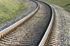 Chemin de fer 6 Photos libres de droits