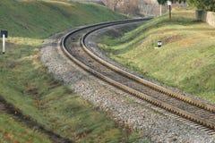 Chemin de fer 11 Images stock
