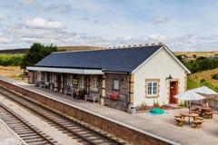 Chemin de fer d'héritage dans Pontypool et Blaenavon, Pays de Galles, R-U image libre de droits