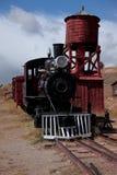 Chemin de fer de Rio Grande Images libres de droits