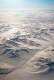 Chemin de fer de Sibérien de transport Photos libres de droits