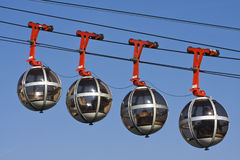 Chemin de fer funiculaire de Grenoble Image libre de droits