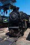 Chemin de fer de montagne de Nilgiri Train bleu Héritage de l'UNESCO Jauge étroite photos stock