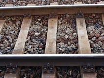 Chemin de fer roumain photo stock