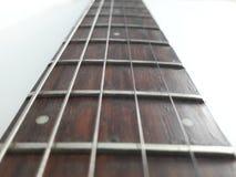 Chemin de guitare Image stock
