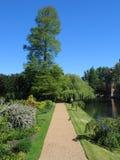 Chemin de jardin Photo libre de droits