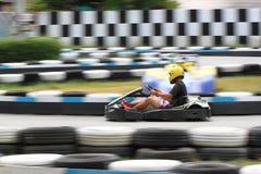 Chemin de Karting photographie stock
