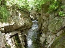 Chemin de l'eau Image libre de droits