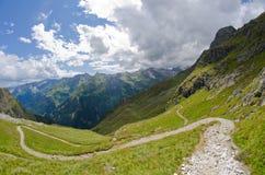 Chemin de montagne