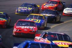 Chemin de NASCAR photo stock