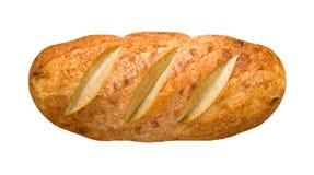 chemin de pain de découpage de pain Photographie stock libre de droits