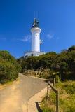 Chemin de phare Photos stock