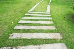 Chemin de pied Photographie stock libre de droits