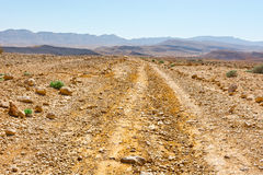 Chemin de terre Image libre de droits