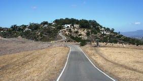 Chemin de vélo de Comté d'Orange Photographie stock libre de droits