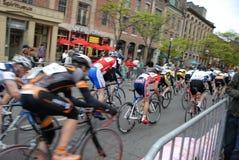 Chemin de vélo de critère de Toronto photos stock