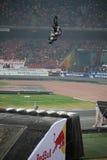 Chemin des champions Pékin 2009 Images libres de droits