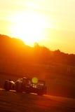 Chemin du Mans 24H Photos libres de droits
