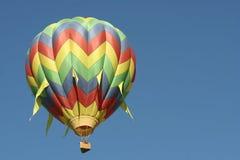 Chemin grand de ballon de Reno Images libres de droits