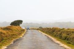 Chemin scénique en Horton Plains photographie stock libre de droits