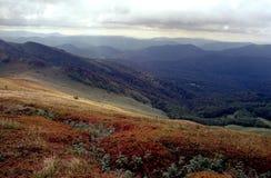 Chemin sur la montagne Photo libre de droits