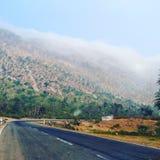 Chemin vers le ciel Photo libre de droits