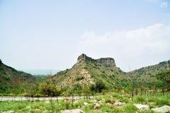 Chemin vers le jardin de Kanhati Image libre de droits