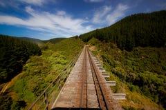 Chemins de fer Photographie stock libre de droits