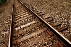 Chemins de fer Photographie stock