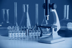 Chemisch stock afbeelding