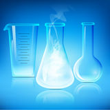 chemisch Royalty-vrije Stock Afbeelding