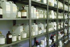 Chemisch laboratorium royalty-vrije stock fotografie